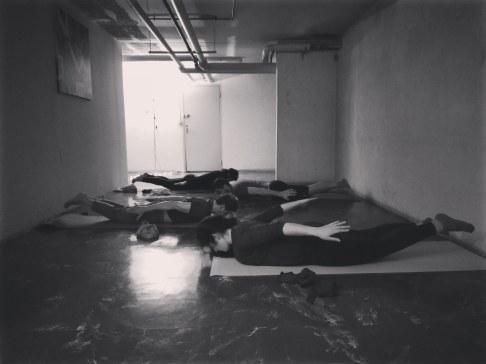 cours de groupe yoga paris