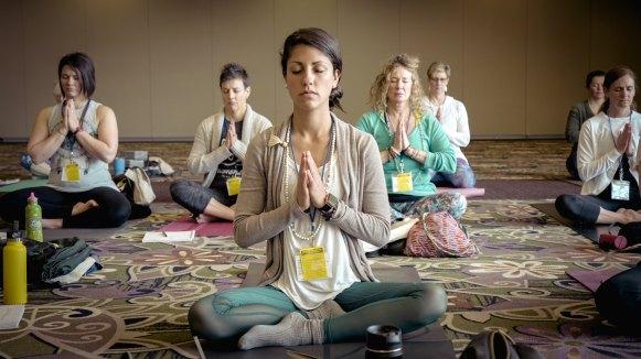 Yoga au bureau - paris